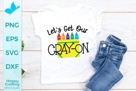 Let's Get Our Cray On
