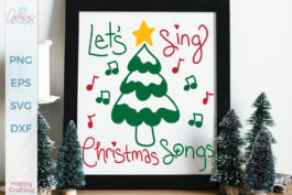 Let's Sing Christmas Songs