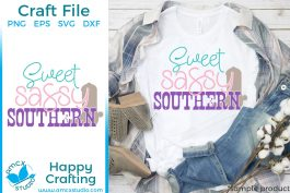 Sweet, sassy, and southern