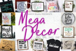 MEGA Home Decor Bundle
