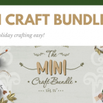The Mini Craft Bundle IV
