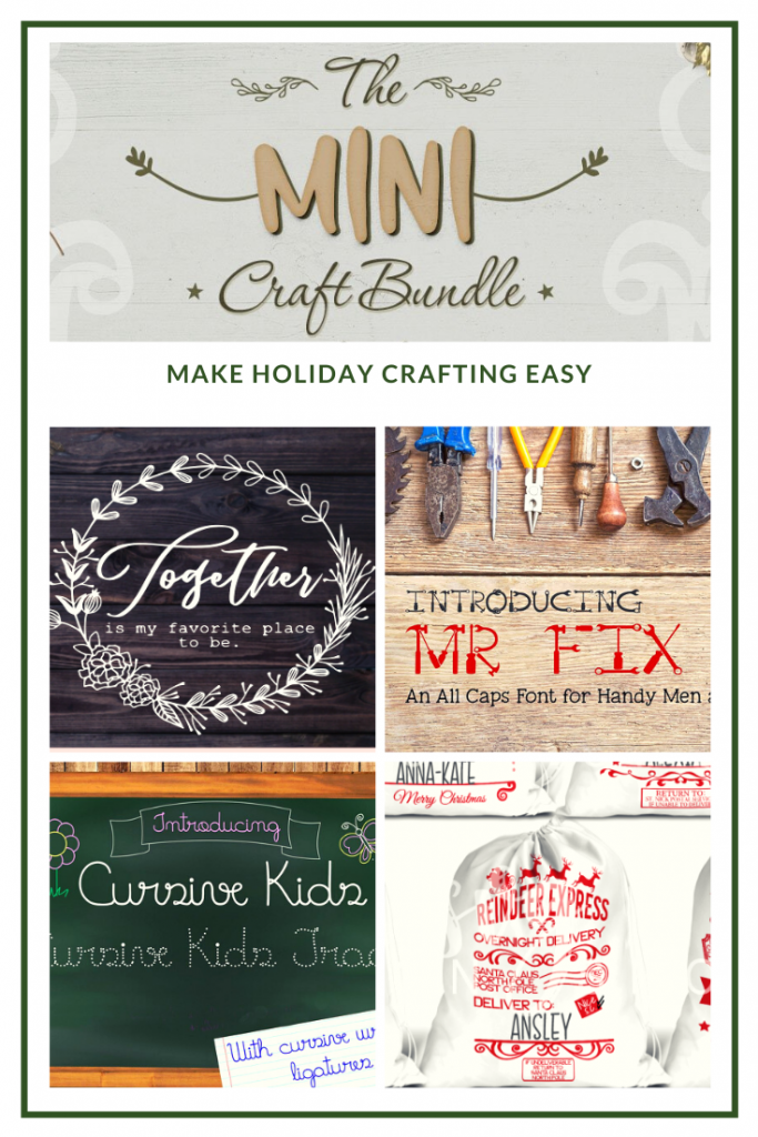 Make Holiday Crafting Easy