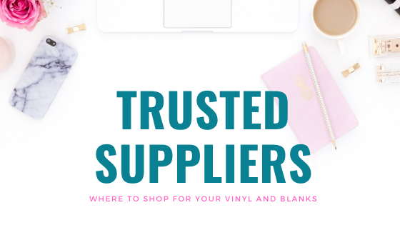 Trusted Suppliers