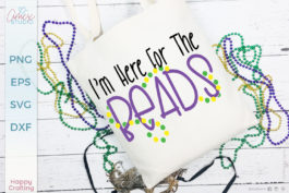 Here For The Beads