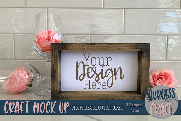 FREE sign mock ups to download