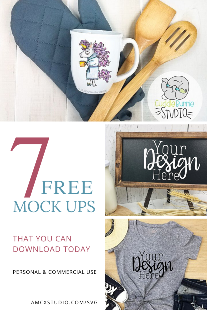 Free mock ups for commercial use