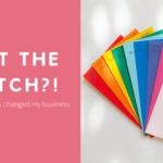 What the swatch?! The one thing you need today for your business.