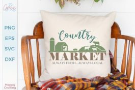 Country Market SVG