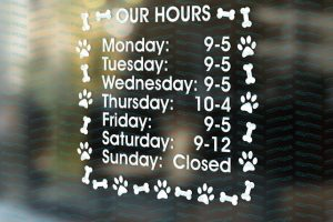 Our Hours Dog Groomers
