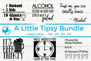 A Little Tipsy Bundle